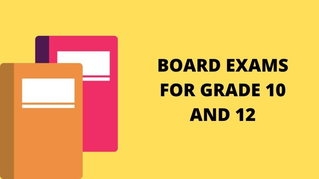 board exams for grade 10 and 12 in nep 2020